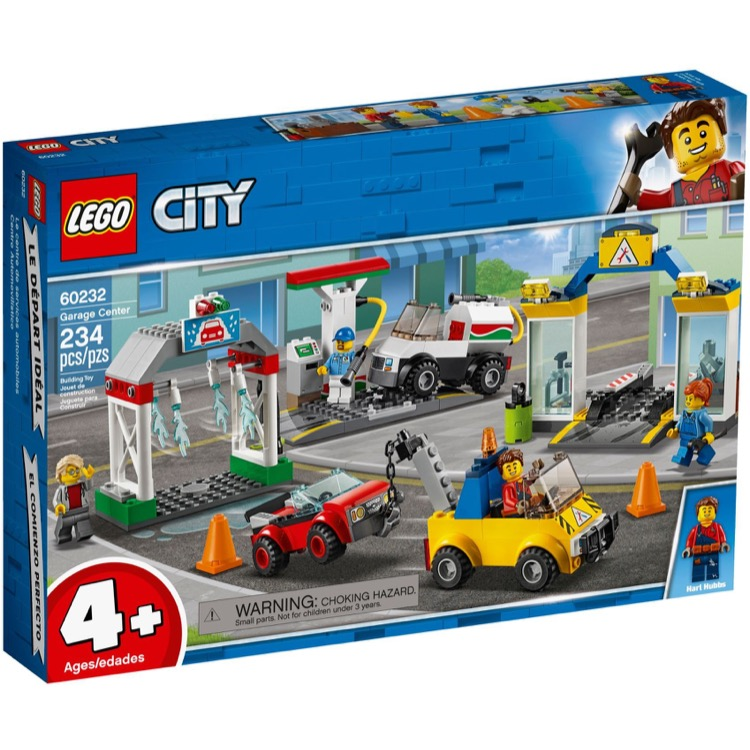 LEGO Town Sets: City 60232 Garage Center NEW