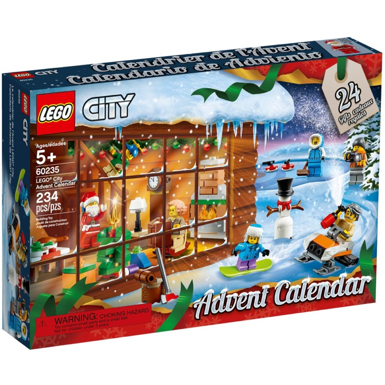 LEGO Town Sets: City 60235 LEGO City Advent Calendar NEW