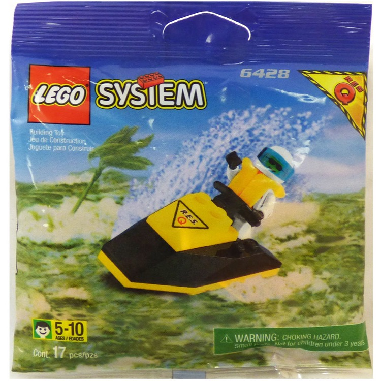 LEGO Town Sets: 6428 Wave Saver NEW