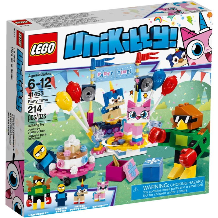 LEGO Unikitty Sets: 41453 Party Time NEW