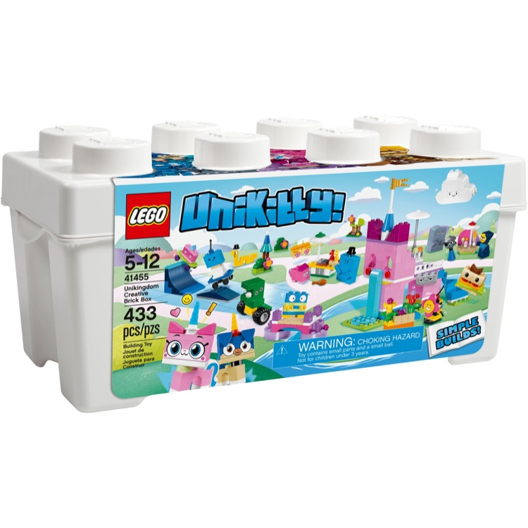 LEGO Unikitty Sets: 41455 Unikingdom Creative Brick Box NEW