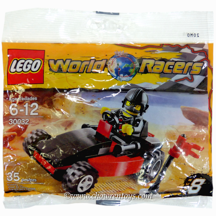 LEGO World Racers Sets: 30032 World Race Buggy NEW