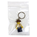 LEGO Adventurers Sets: 3961 Johnny Thunder Key Chain NEW