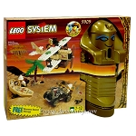 LEGO Adventurers Sets: Egypt 5909 Treasure Raiders NEW