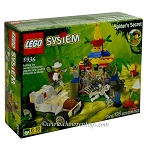 LEGO Adventurers Sets: Amazon 5936 Spider's Secret NEW