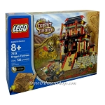 LEGO Adventurers Sets: Orient Expedition China 7419 Dragon Fortress NEW *Rough Shape*
