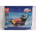 LEGO Town Sets: 6626 Snowmobile NEW