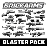 BrickArms: Blaster Weapons Pack
