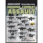 BrickArms: Modern Combat Assault Pack