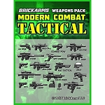 BrickArms: Modern Combat Tactical Pack