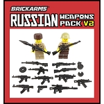 BrickArms: Russian Weapons Pack V2