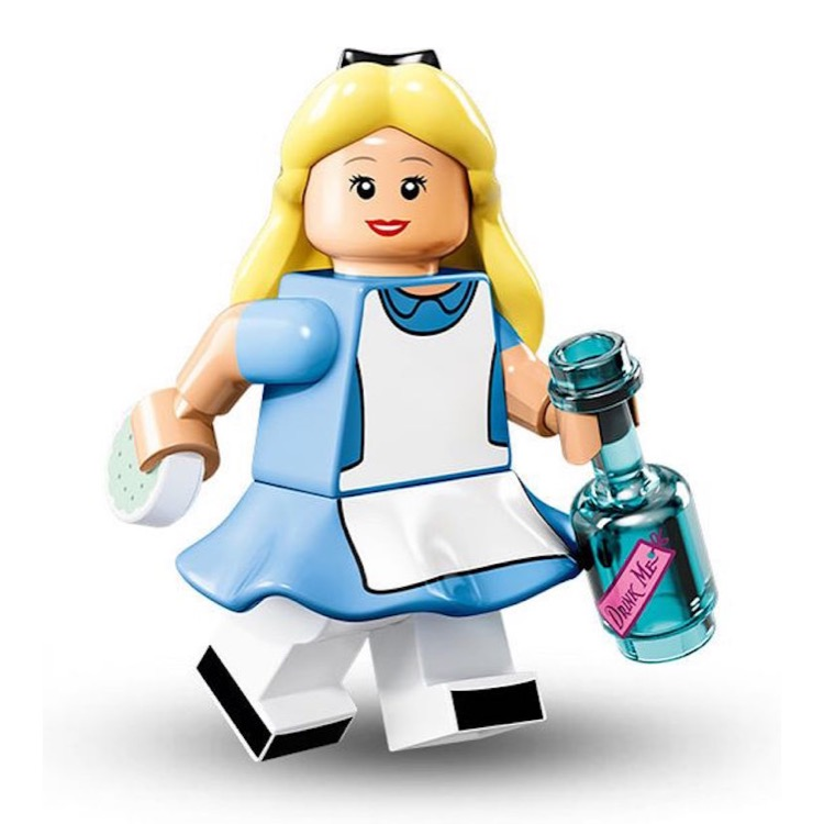 LEGO Collectible Minifigures: 71012 The Disney Series Alice NEW