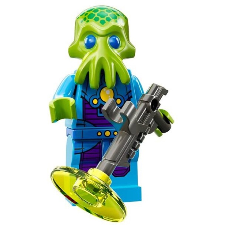 LEGO Collectible Minifigures: 71008 Series 13 Alien Trooper NEW