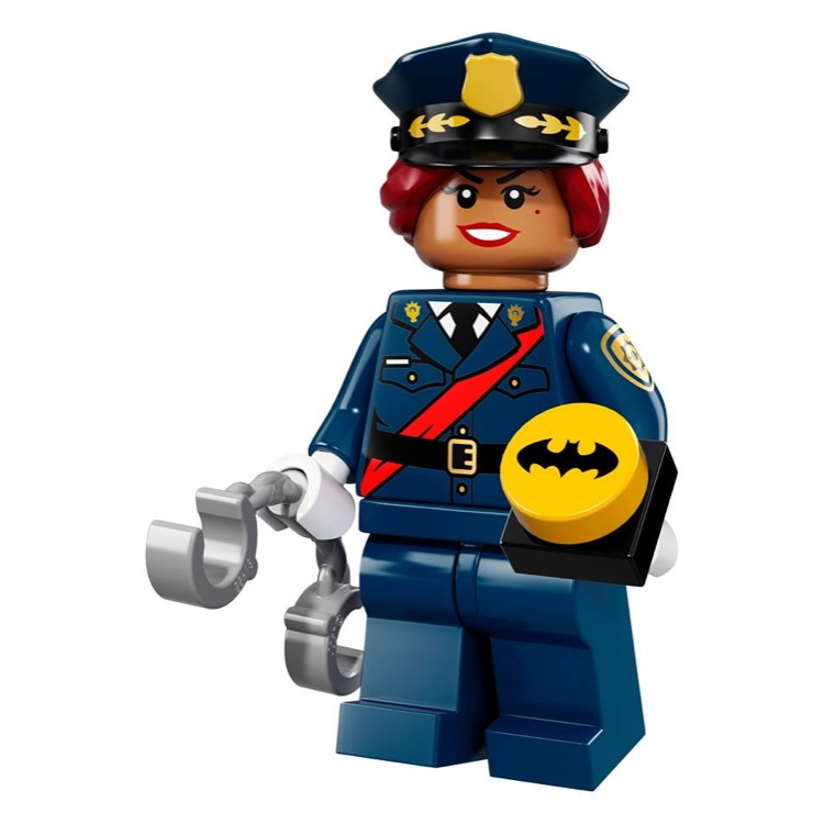LEGO Collectible Minifigures: 71017 The LEGO Batman Movie Series Barbara Gordon NEW
