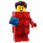 LEGO Collectible Minifigures: 71021 Series 18 Brick Suit Guy NEW