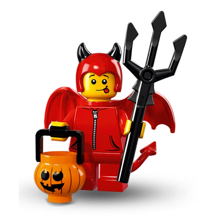 LEGO Collectible Minifigures: 71013 Series 16 Cute Little Devil NEW