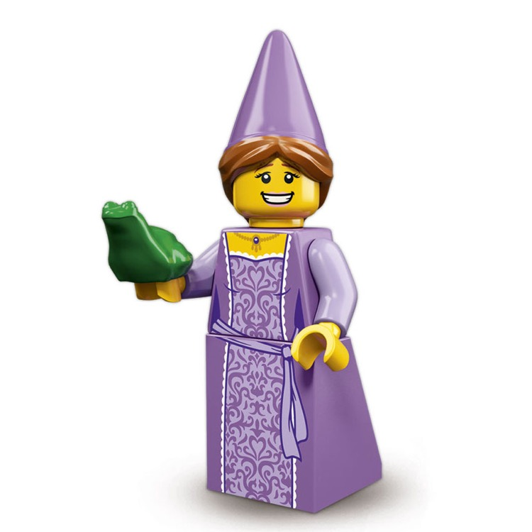 LEGO Collectible Minifigures: 71007 Series 12 Fairytale Princess NEW