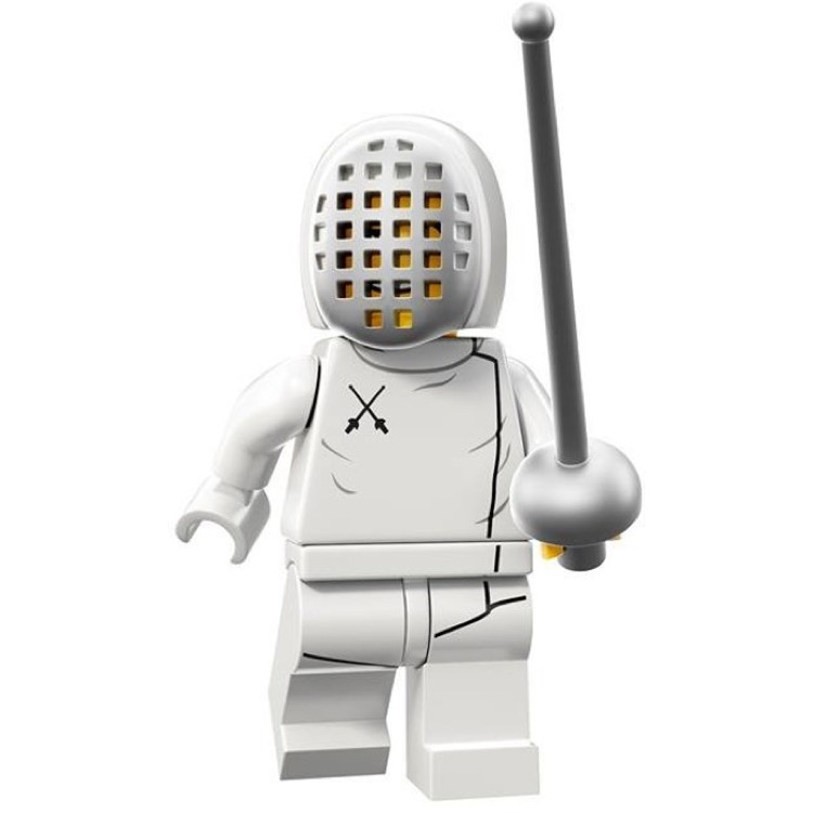 LEGO Collectible Minifigures: 71008 Series 13 Fencer NEW