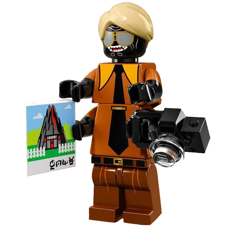LEGO Collectible Minifigures: 71019 The LEGO Ninjago Movie Series Flashback Garmadon NEW
