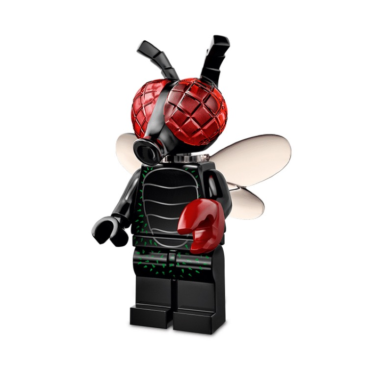 LEGO Collectible Minifigures: 71010 Series 14 Fly Monster NEW