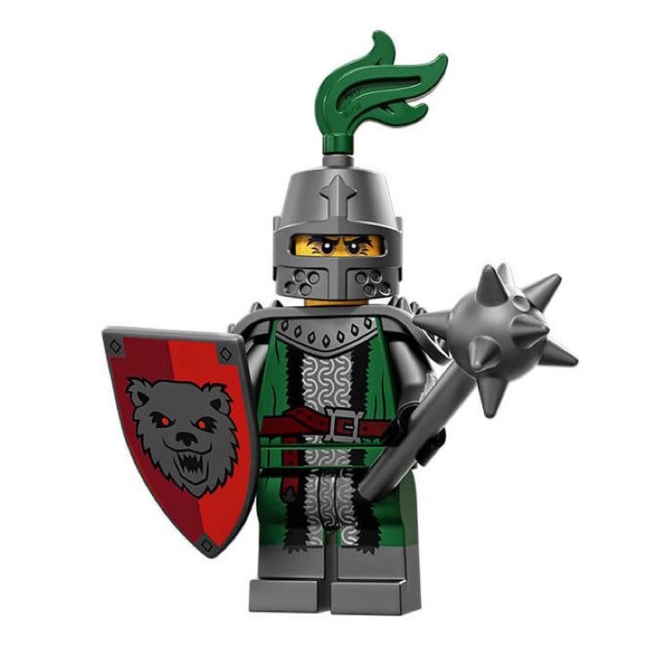 LEGO Collectible Minifigures: 71011 Series 15 Frightening Knight NEW