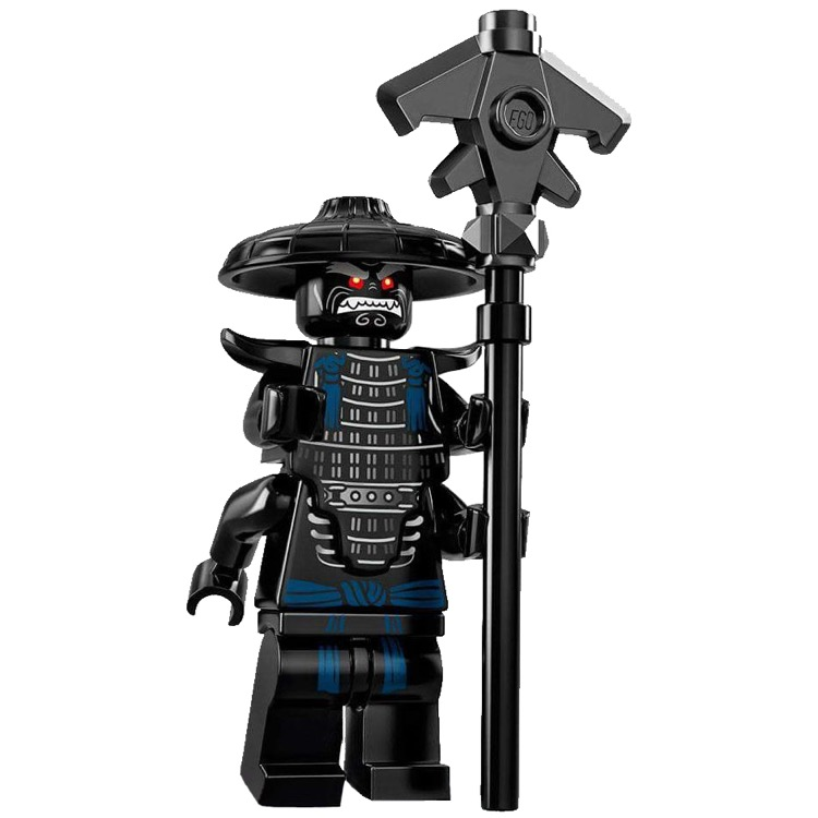 LEGO Collectible Minifigures: 71019 The LEGO Ninjago Movie Series Garmadon NEW