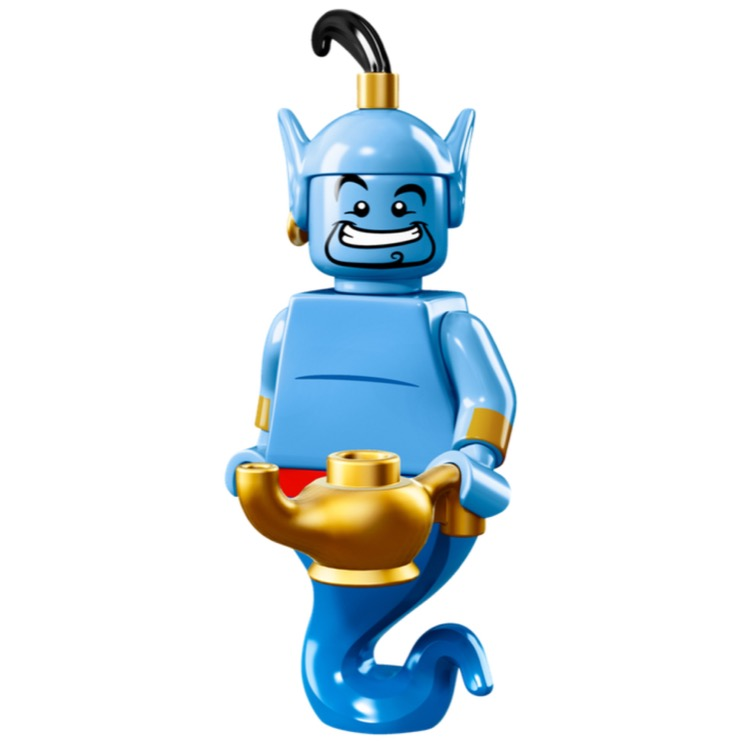 LEGO Collectible Minifigures: 71012 The Disney Series Genie of the Lamp NEW