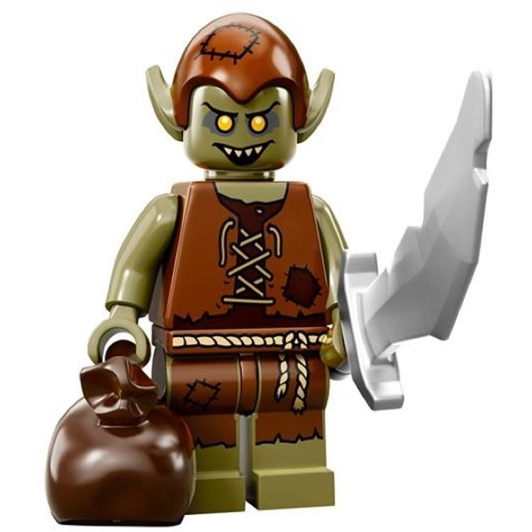 LEGO Collectible Minifigures: 71008 Series 13 Goblin NEW