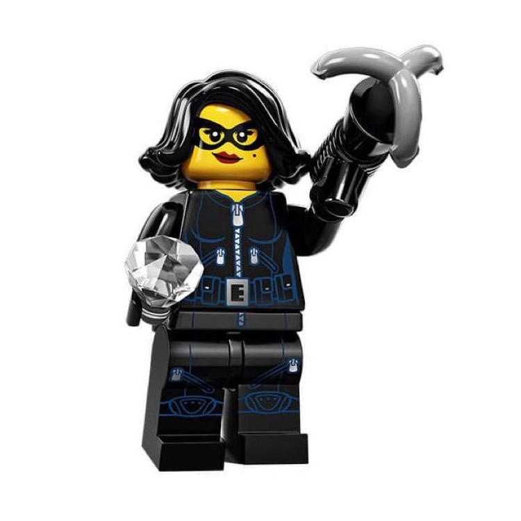 LEGO Collectible Minifigures: 71011 Series 15 Jewel Thief NEW