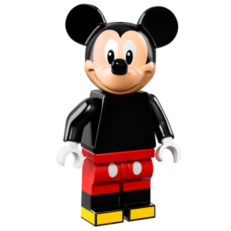 LEGO Collectible Minifigures: 71012 The Disney Series Mickey Mouse NEW