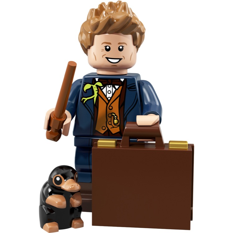 LEGO Collectible Minifigures: 71022 Harry Potter Series Newt Scamander NEW