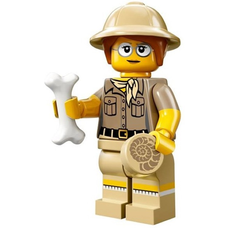 LEGO Collectible Minifigures: 71008 Series 13 Paleontologist NEW