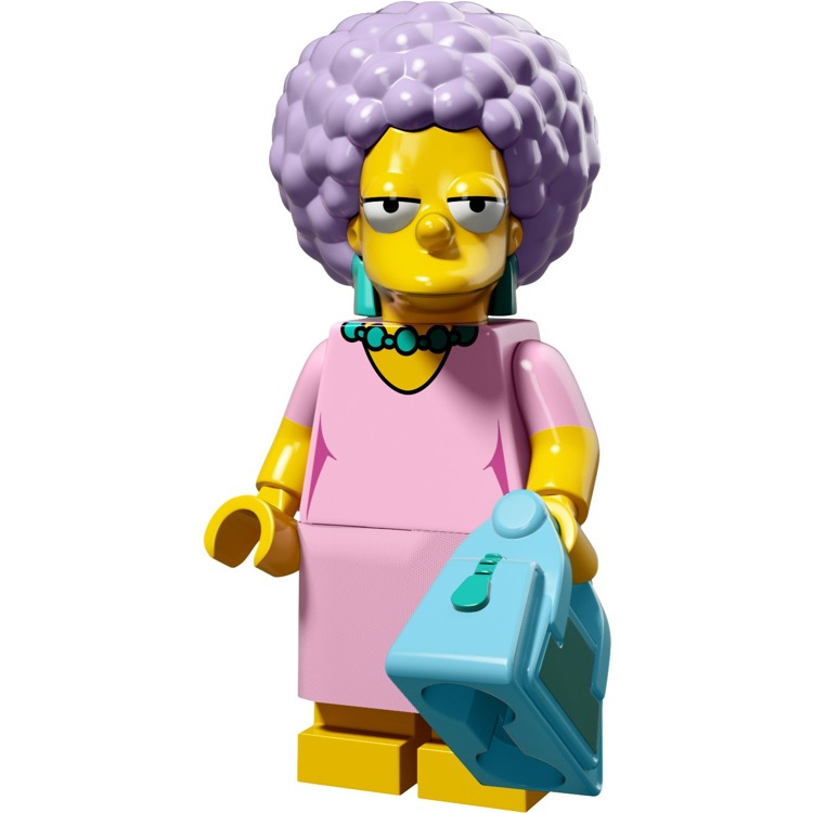 LEGO Collectible Minifigures: 71009 The Simpsons Series 2 Patty NEW