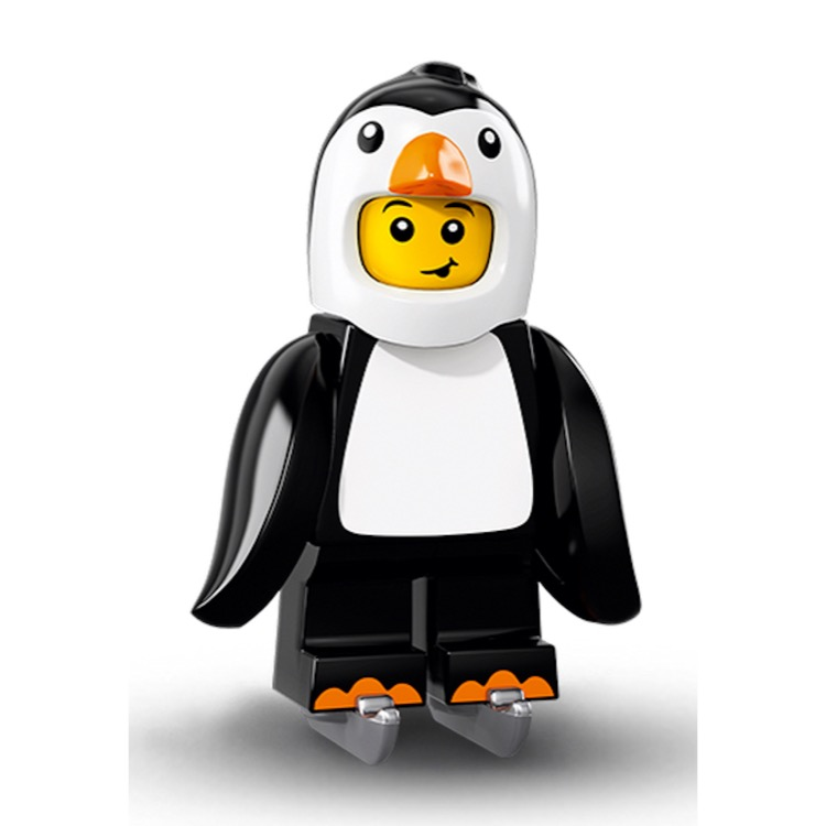 LEGO Collectible Minifigures: 71013 Series 16 Penguin Boy NEW