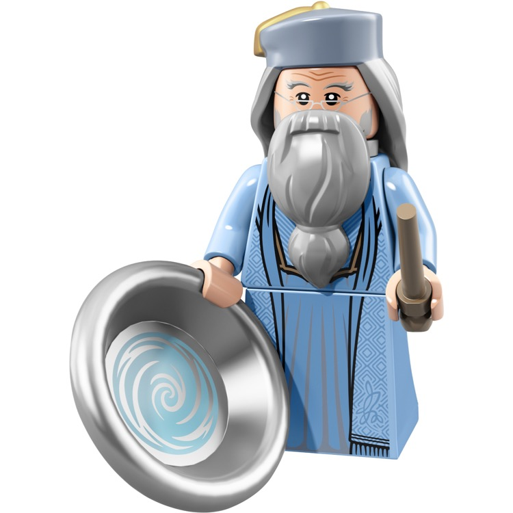 LEGO Collectible Minifigures: 71022 Harry Potter Series Professor Albus Dumbledore NEW