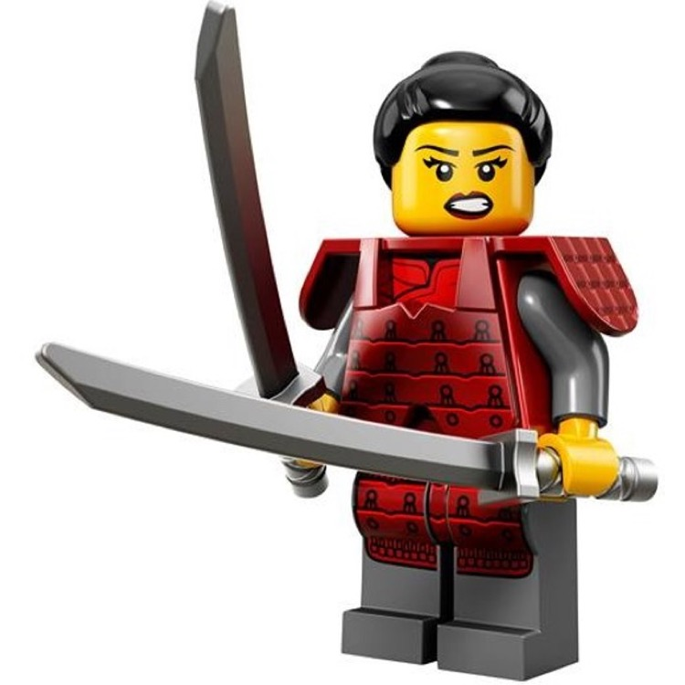 LEGO Collectible Minifigures: 71008 Series 13 Samurai NEW
