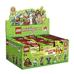 LEGO Minifigures Sets: 71008 LEGO Minifigures Series 13 Box of 60 NEW