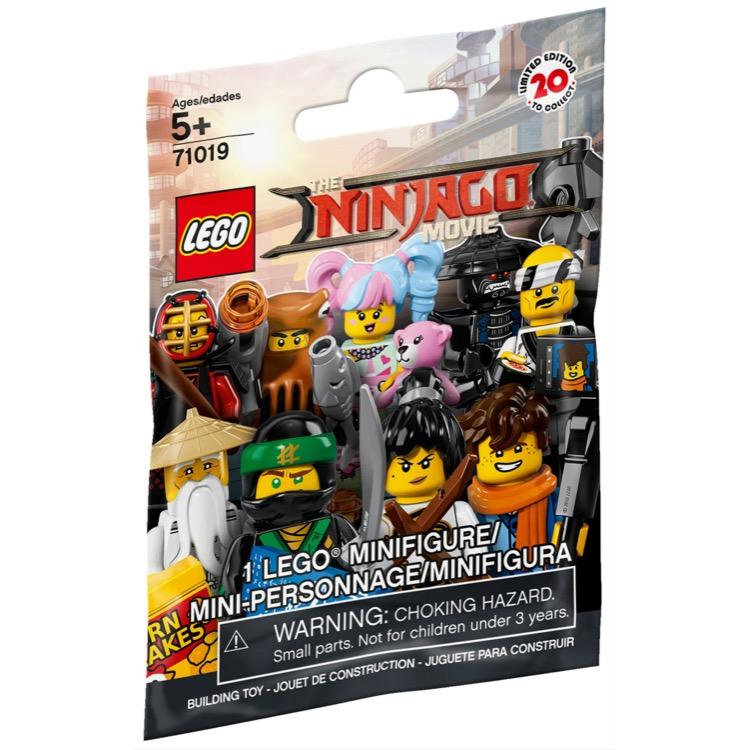 Skark Army Angler-Lego 71019-Minifigures Ninjago Movie-bnnw