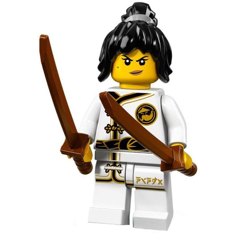 LEGO Collectible Minifigures: 71019 The LEGO Ninjago Movie Series Spinjitzu Training Nya NEW