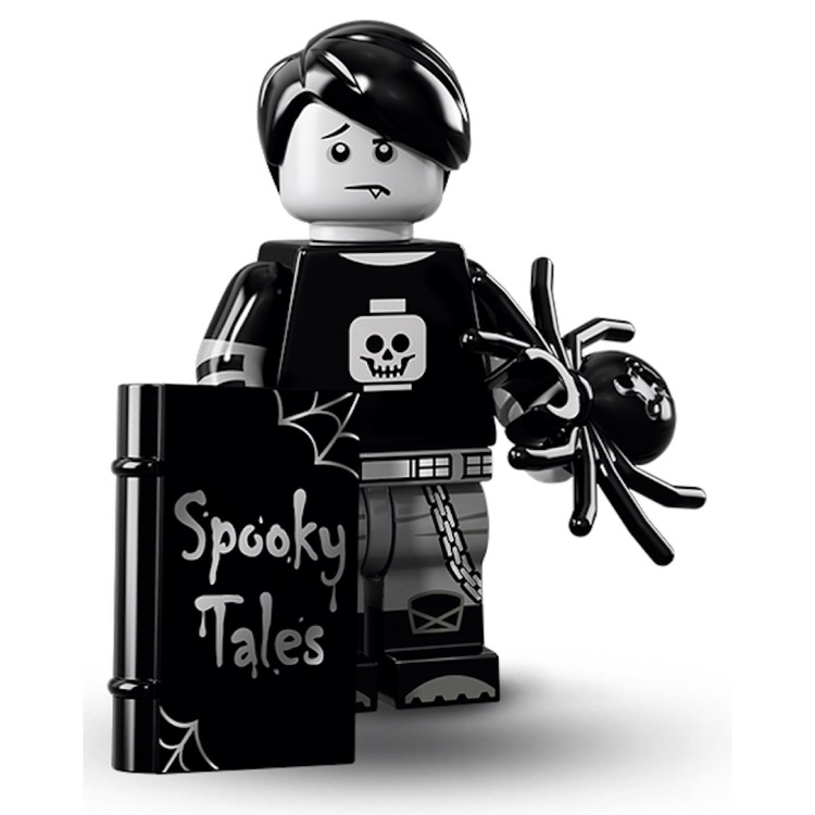 LEGO Collectible Minifigures: 71013 Series 16 Spooky Boy NEW