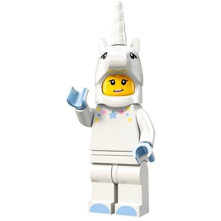 LEGO Collectible Minifigures: 71008 Series 13 Unicorn Girl NEW