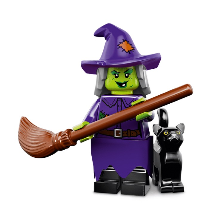 LEGO Collectible Minifigures: 71010 Series 14 Wacky Witch NEW