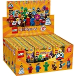 LEGO Collectible Minifigures: 71021 Series 18 (Sealed Box of 60)