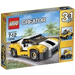 LEGO Creator Sets: 31046 Fast Car NEW