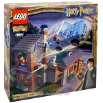 LEGO Harry Potter Sets: 4728 Escape from Privet Drive NEW