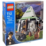 LEGO Harry Potter Sets: 4754 Hagrid's Hut NEW