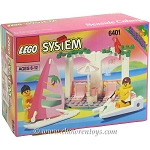 LEGO Town Sets: Paradisa 6401 Seaside Cabana NEW