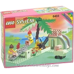 LEGO Town Sets: Paradisa 6403 Paradise Playground NEW *Rough Shape*
