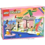 LEGO Town Sets: Paradisa 6410 Cabana Beach NEW
