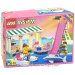 LEGO Town Sets: Paradisa 6489 Seaside Holiday Cottage NEW *Damaged Box*